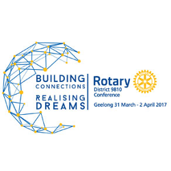 Rotary Conference: Building Connections | Realising Dreams